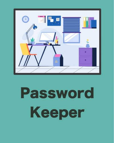 COVER PASSWORD FRONT